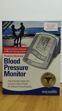 Microlife Premium Advanced Blood Pressure Monitor 3AC1-PCCOS w Large,Medium Cuff