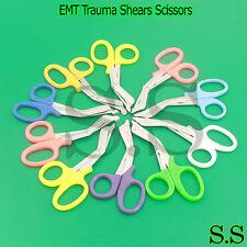 "100 7.25"" Paramedic EMT Trauma Shears Scissors First Aid"