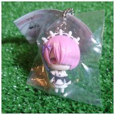 Bushiroad Re: ZERO Collection Figure Mascot Keychain RAM No Fake!!