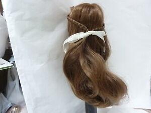 Global doll wig CAROL 9-10 AUBURN reborn
