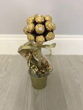FERRERO ROCHER  Chocolate Sweet Tree! Great Gift.