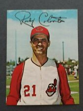 Rocky Colivito Cleveland Indians 1983 Starline sticker Baseball Card