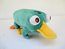 DISNEY STORE  PERRY THE PLATYPUS AGENT P PHINEAS AND FERB PLUSH TOY 8054