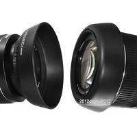EW-60C Lens Hood For for Canon EF-S USM 18-55MM f/3.5-5.6 IS, IS II New EW-60C