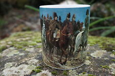 RE0251   TASSE  CHOPE MUG NAPOLEON     BONAPARTE CAMPAGNE DE FRANCE 20%
