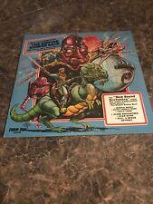 Vintage Vinyl Star Wars 33 1/3  The Empire Strikes Back Now Sound Orchestra Neat