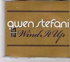 (FM624) Gwen Stefani, Wind It Up - 2006 DJ CD