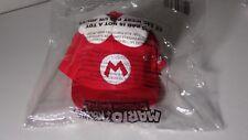 Mario + Rabbids Kingdom Battle Hat Exclusive Promo Nintendo Switch Factory Seal