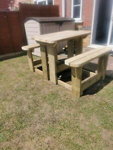 Heavy Duty Bar Table 1.2M/4ft & 1.05m Height *NO Self Assembly required*