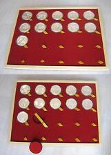 PANDA COIN  TRAY - SHOWCASE, for PANDA 1OZ silver coin serie