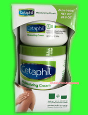 Cetaphil Moisturizing Cream 20oz + 8.8oz Bonus Fragrance Free-Free Shipping!!!!