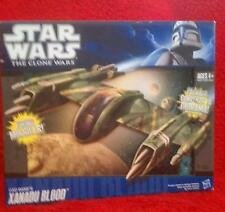 Star Wars Clone Wars Cad Bane's Xanadu Blood Starship