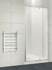 Brand New Wall to Wall shower screen, 1200x1950 6mm Glass Semiframeless
