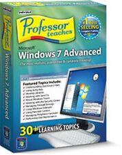 Professor Teaches Windows 7 Advanced,interactive training tutorials & course