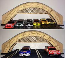 HO & 1:43 Laser-Cut Pedestrian Bridge Kit