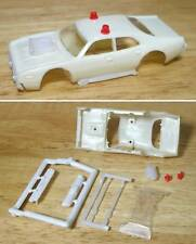 1976-86 TYCO HO SLOT CAR DODGE SATELLITE TEST SHOT BODY