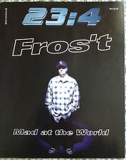 23:4 Magazine Mar/Apr '96, Fros't Mad at the World