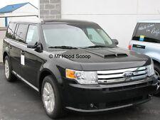 2009-2017 Hood Scoop for Ford Flex By MRHoodScoop UNPAINTED HS002