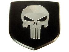 Dodge Neon SRT 4 SRT4 Custom Front Emblem Badge - Black Punisher