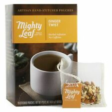 Mighty Leaf Whole Leaf Tea GINGER TWIST 15 Pouches