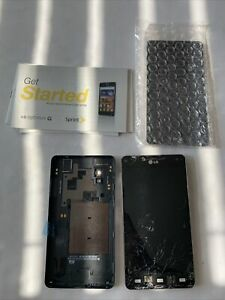 LG Optimus G LS970 Sprint For Parts/Repair Only Sold As Is With Replacement LCD