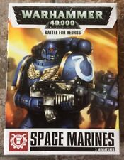 Games Workshop Warhammer 40,000 Battle For Vedros Space Marines Miniatures Boxed
