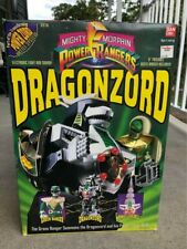 1993 Mighty Morphin Power Rangers Dragonzord (8? Green Power Ranger Included)