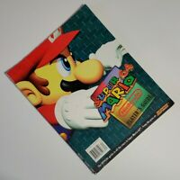 Super Mario 64: Official Nintendo Power Player's Guide