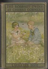 The bobbsey twins at cherry corners by laura lee hope 1st hardcover 1927