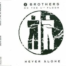 2 Brothers on the 4th Floor Never alone (#zyx7171) [Maxi-CD]
