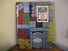 Bauhaus Buch,Die Stoffe der Wiener Werkstätte,1.Auflage 1990,Verlag Brandstätter
