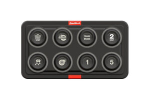 FuelTech SwitchPanel-8 Mini multicolor backlight for PowerFT line ECU 5022100302
