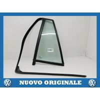 CRISTALLO FISSO POSTERIORE SINISTRO FIXED WINDOW REAR LEFT ORIGINALE SKODA FABIA