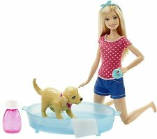Mattel Barbie Playset hundebad dgy83 NEW OVP