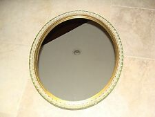 VINTAGE WALL MIRROR WITH HINGES
