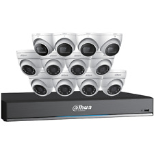Dahua HD-CVI Bundle-1-16CH 4K DVR,4TB+ 8-5MP + 4-4K IR eyeball cams -#C7168E124