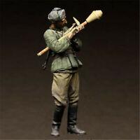 1/35 WW2 Soviet Soldier Resin Figure Unpainted Model Kits GK Unassembled