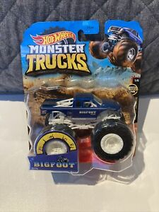 2020 Hot Wheels Monster Truck - BIG FOOT - Monster Jam rare vhtf Bigfoot 4x4x4