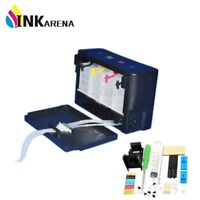 Continuous Ink Supply System Ciss Tank Replacement For HP 21 22 For Canon PG445