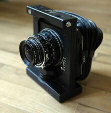 Silvestri slv Camera + schneider super ANGULON 47mm 5,6 + HORSEMAN 6x9 Back
