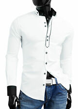 Unbranded Patternless Formal Shirts for Men