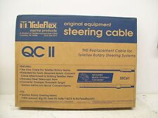 Teleflex SSC6122 22' SafeT Quick Connect II Cable Steering Cable Kit Replacement