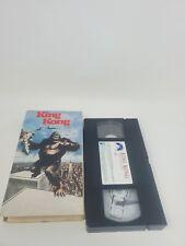 King Kong (VHS, 1991) Rated PG  Jeff Bridges, Jessica Lange