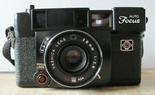 Yashica Auto Focus with 2,8 38 mm Lens