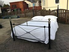 Victorian Look King Size New Metal Bed Frames x 3 - £120 per Bed