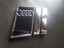 2018 Audi Sport S Retro Badge for Audi