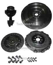 FORD MONDEO IV 1.8 TDCI 5 SPEED DUAL MASS TO SINGLE FLYWHEEL, CLUTCH KIT, CSC