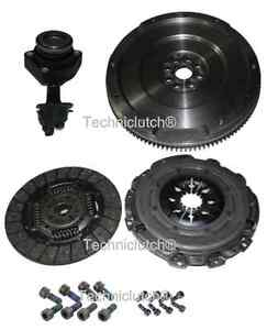 FOR FORD FOCUS 1.8TDCI 1.8 TDCI DUAL TO SINGLE FLYWHEEL, CLUTCH KIT, CSC, BOLTS