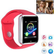 Bluetooth Smart Watch Unlocked Phone Mate For Women Android Samsung Note 9 8 S9