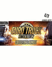 Euro Truck Simulator 2 Collector 's bundle Steam key PC global envío rápido []